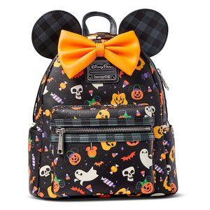 ✨ NWT Disney Halloween Mini Backpack   Loungefly
